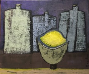 Three Men and a Lemon by Marie Boyle