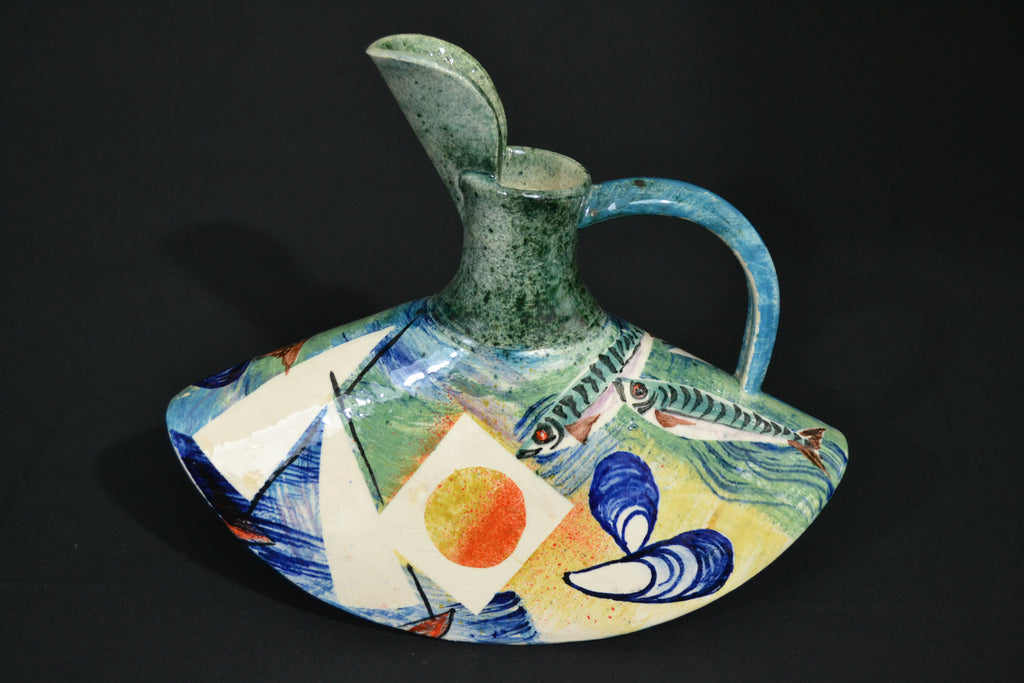 Cornish Rocking Jug by Paul Jackson