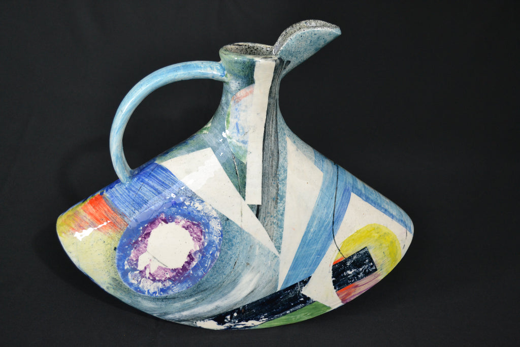 Medium Madrugada Rocking Jug by Paul Jackson