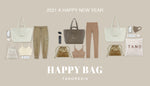 期間限定!TANOREXIA 2021 HAPPY BAG!