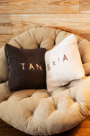 Logo Cushion