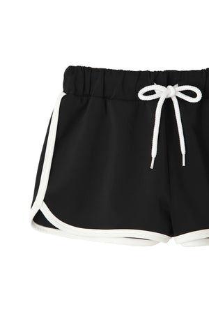 Piping Running Shorts
