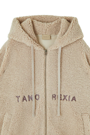 Boa Zipup Hooded Jacket