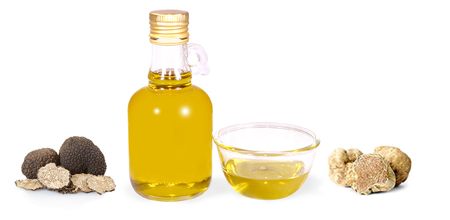 Black Truffle Oil vs White Truffle Oil