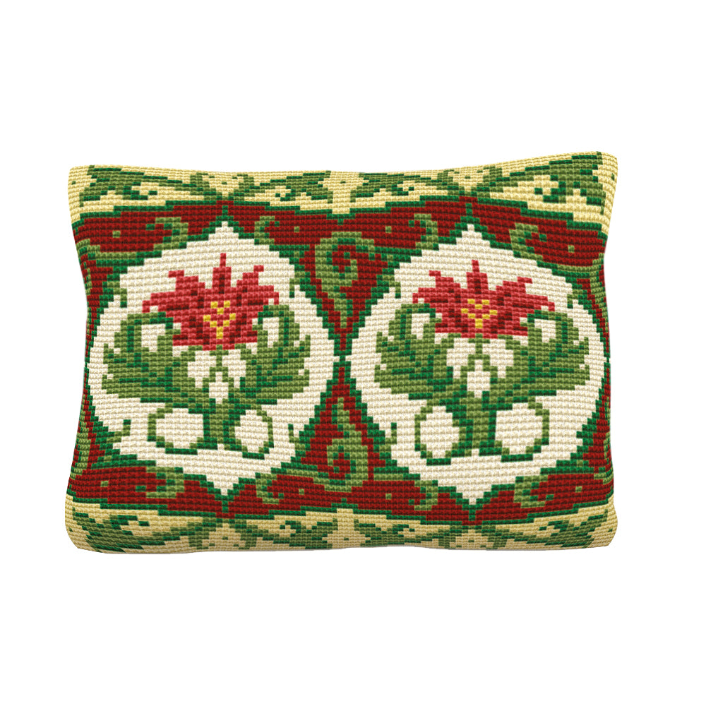 Burghley Cushion Tapestry Kit