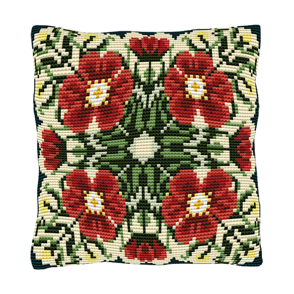 Bampton Cushion Tapestry Kit