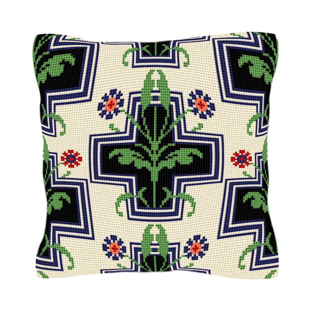Deauville Cushion Tapestry Kit