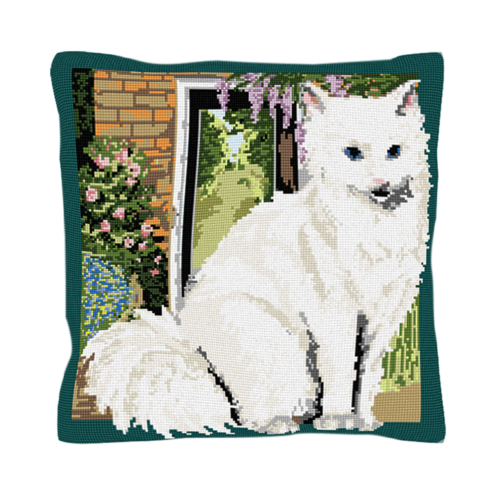 Grace Cushion Tapestry Kit
