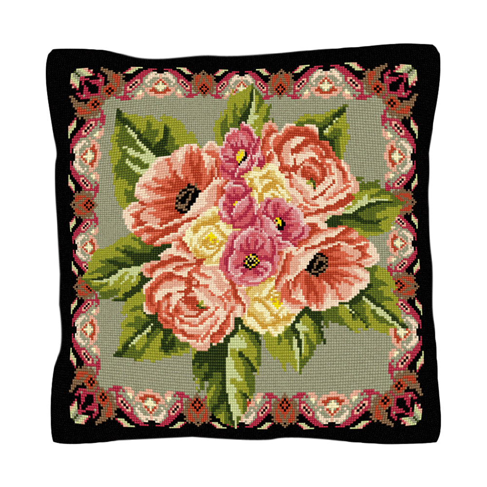 Rosetti Cushion Tapestry Kit