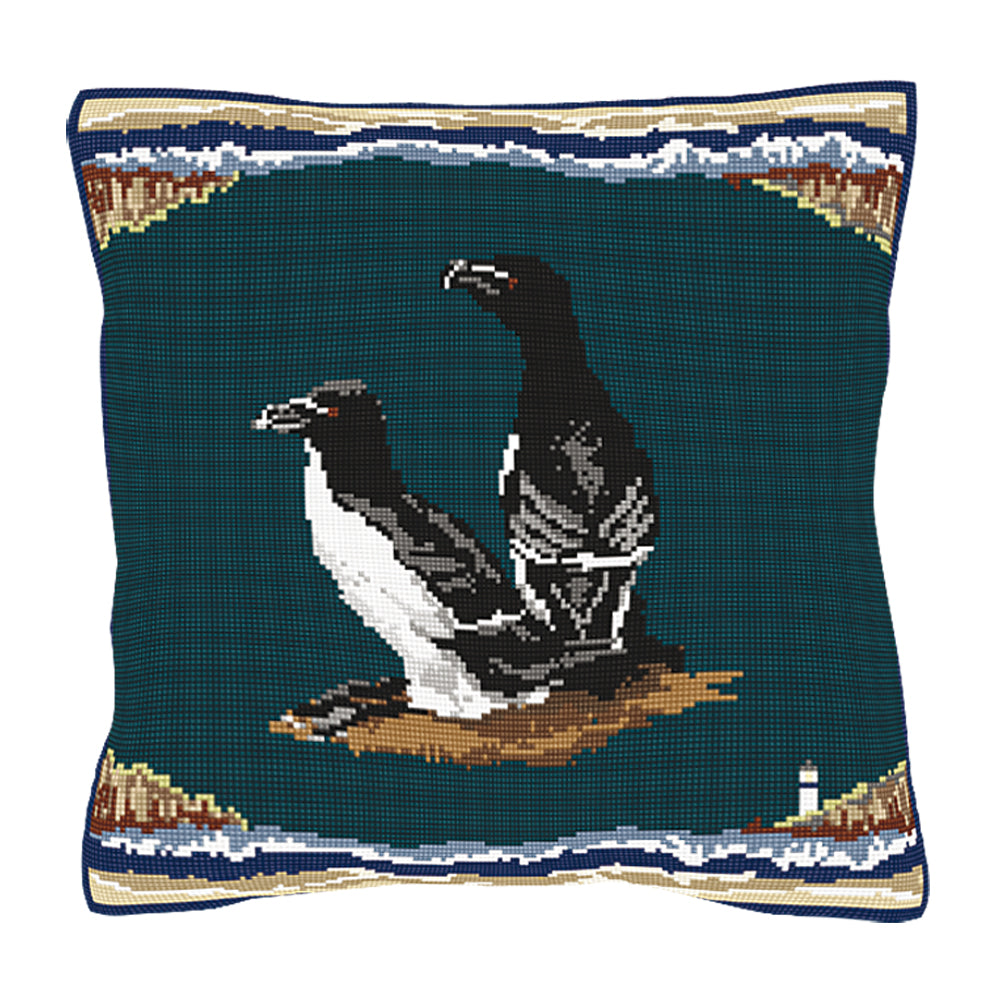 Look Out Cushion Tapestry Kit