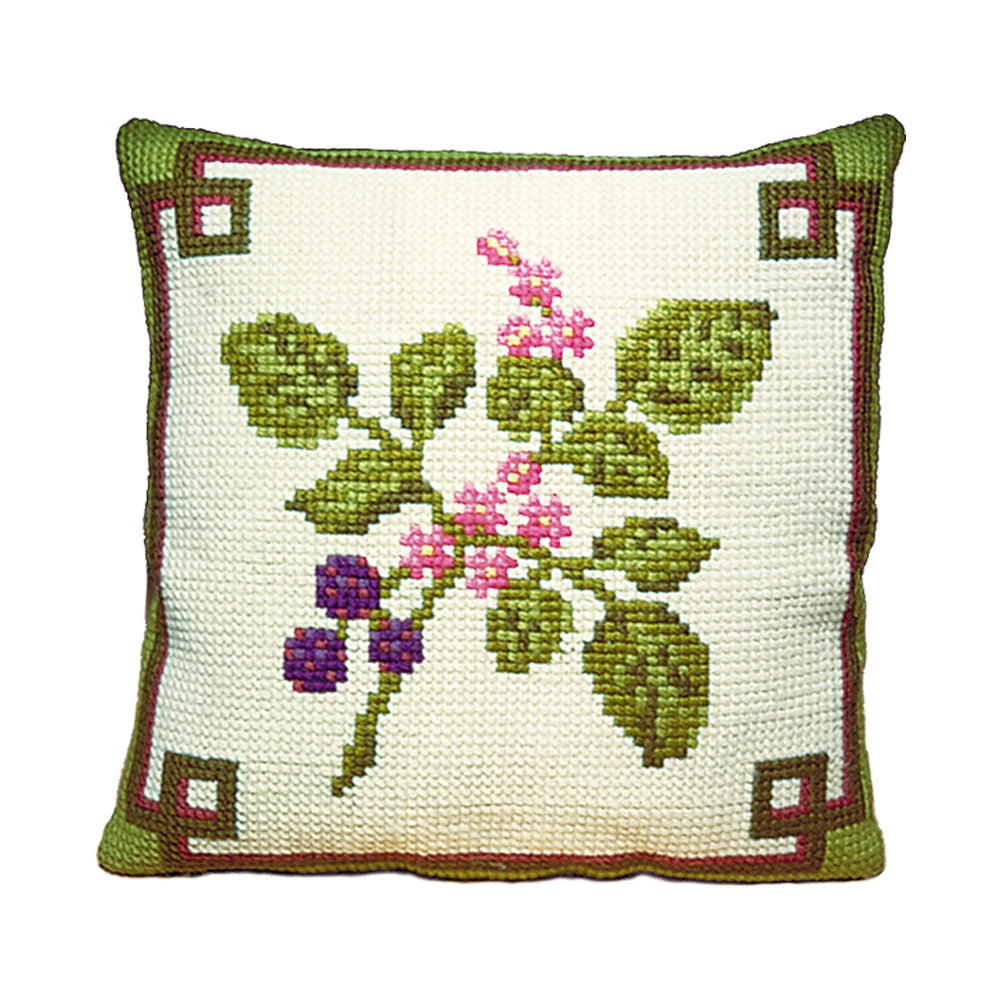 Bramble Cushion Tapestry Kit