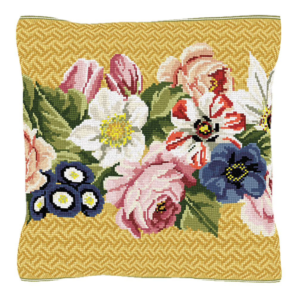 La Fayette Cushion Tapestry Kit