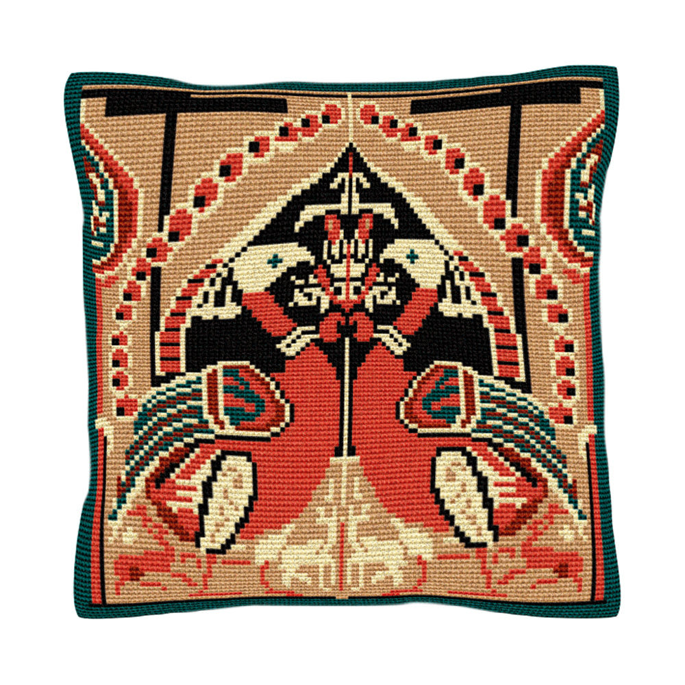 Alhambra Cushion Tapestry Kit
