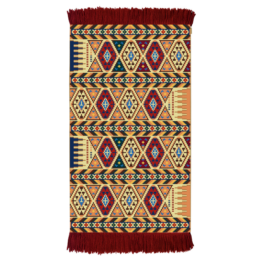 Inca Rug Tapestry Kit