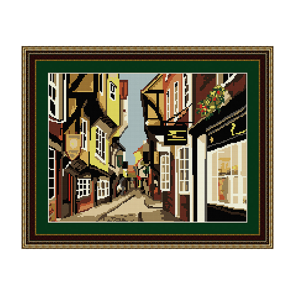 The Shambles Tapestry Picture Kit