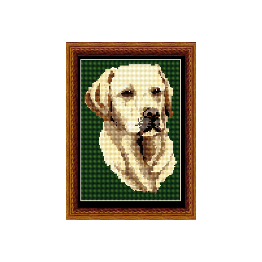 Labrador Tapestry Picture Kit