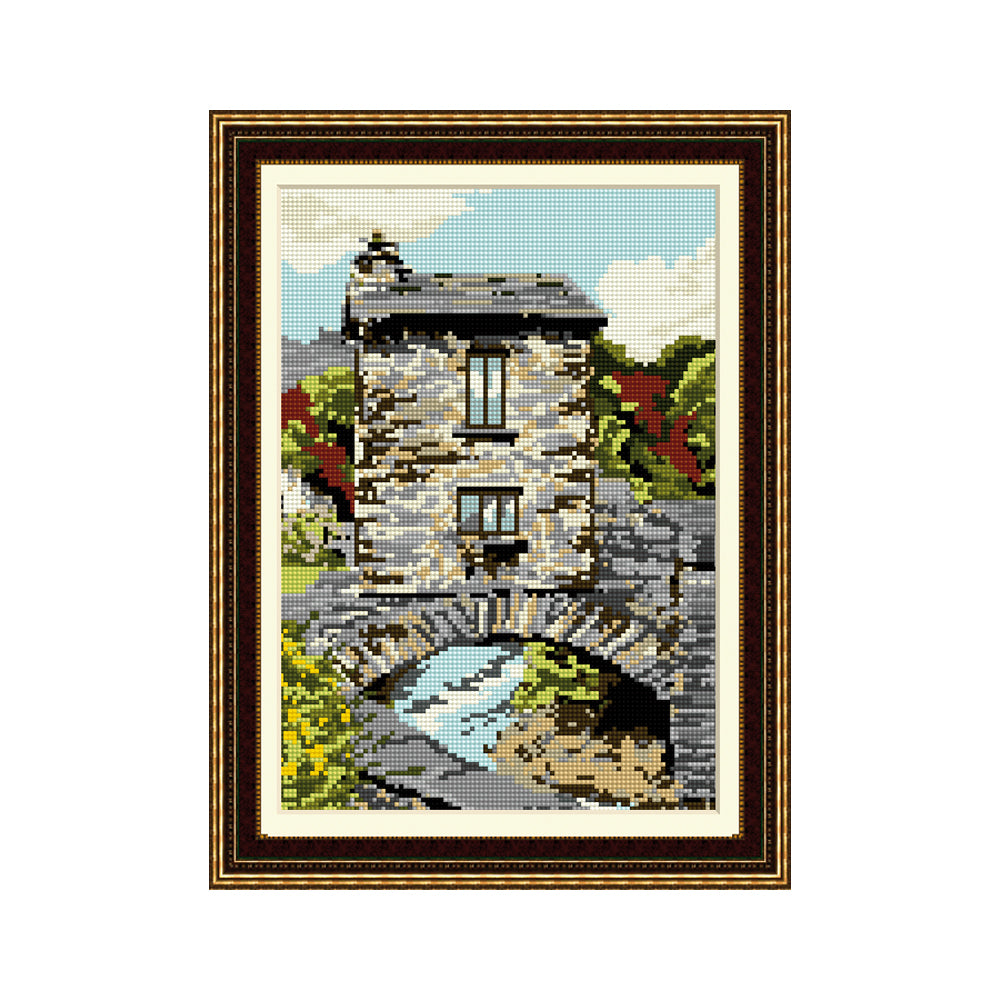 Bridge House, Ambleside Tapestry Picture Kit