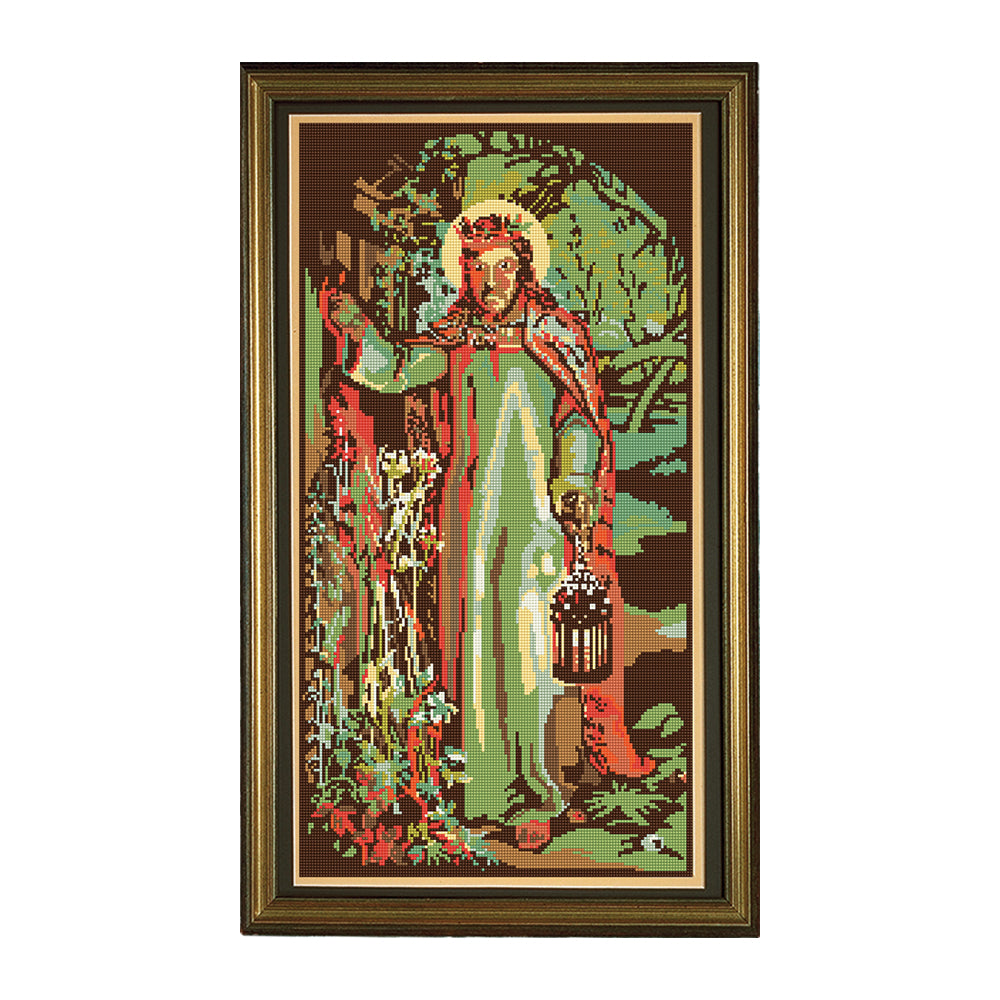 Light Of The World Tapestry Picture Kit