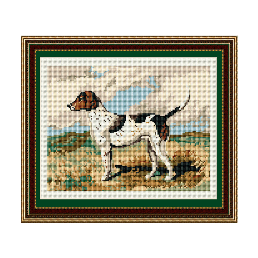 Foxhound Tapestry Picture Kit