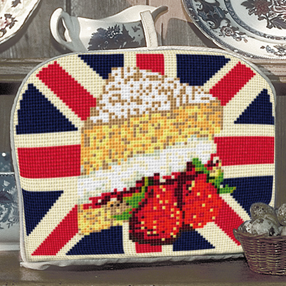 Afternoon Tea Cosy Tapestry Kit