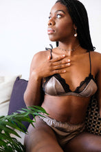 Load image into Gallery viewer, Ethereal Gold Bralette