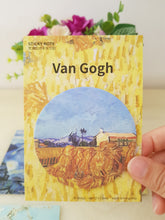 Load image into Gallery viewer, Van Gogh Sticky Memo Pads