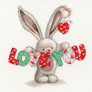 Bebunni Cross Stitch Kit