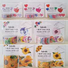 Load image into Gallery viewer, Bande Japanese Washi Tape