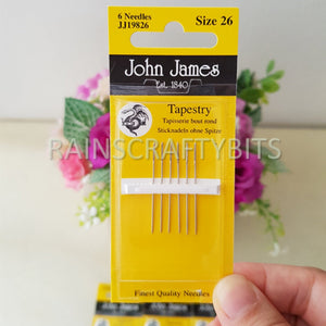 John James Tapestry Needles