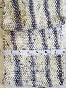 Hand Knitted Seed Stitch Cowl, Moss Stitch Cowl