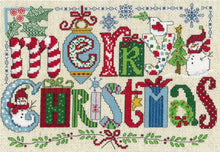 Load image into Gallery viewer, Diane Arthurs Design: Christmas Favorites, Imaginating Leaflet Cross Stitch Pattern, Available in Hardcopy Only