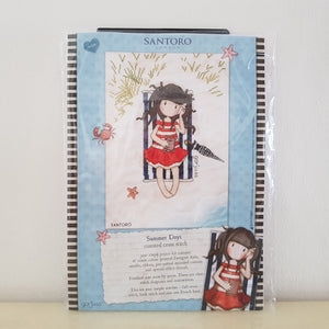 gorjuss cross stitch kit