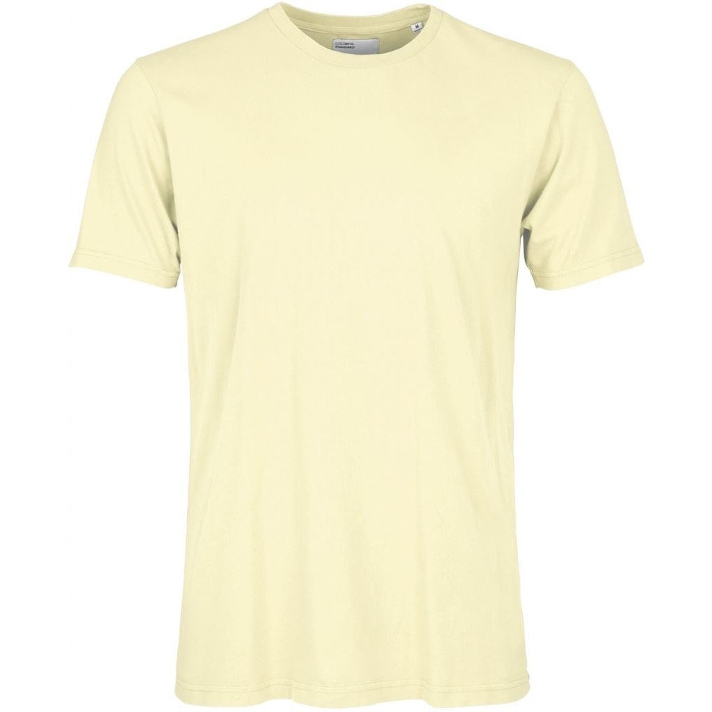 Classic Organic Tee - Soft Yellow - Colorful Standard