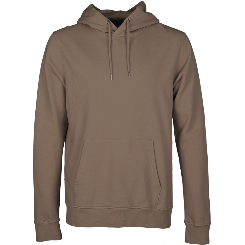Classic Organic Hood - Warm Taupe - Colorful Standard