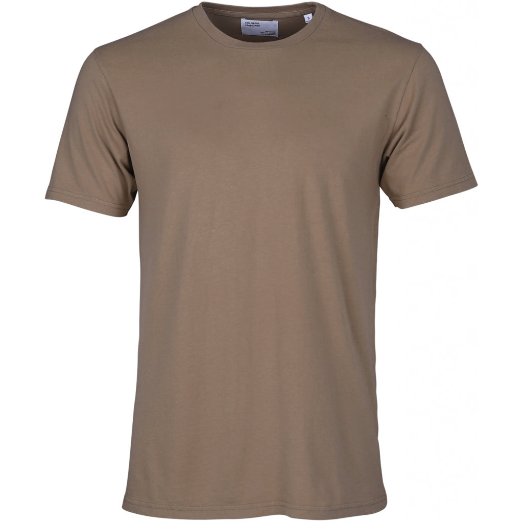 T-Shirt - Warm Taupe - Colorful standard