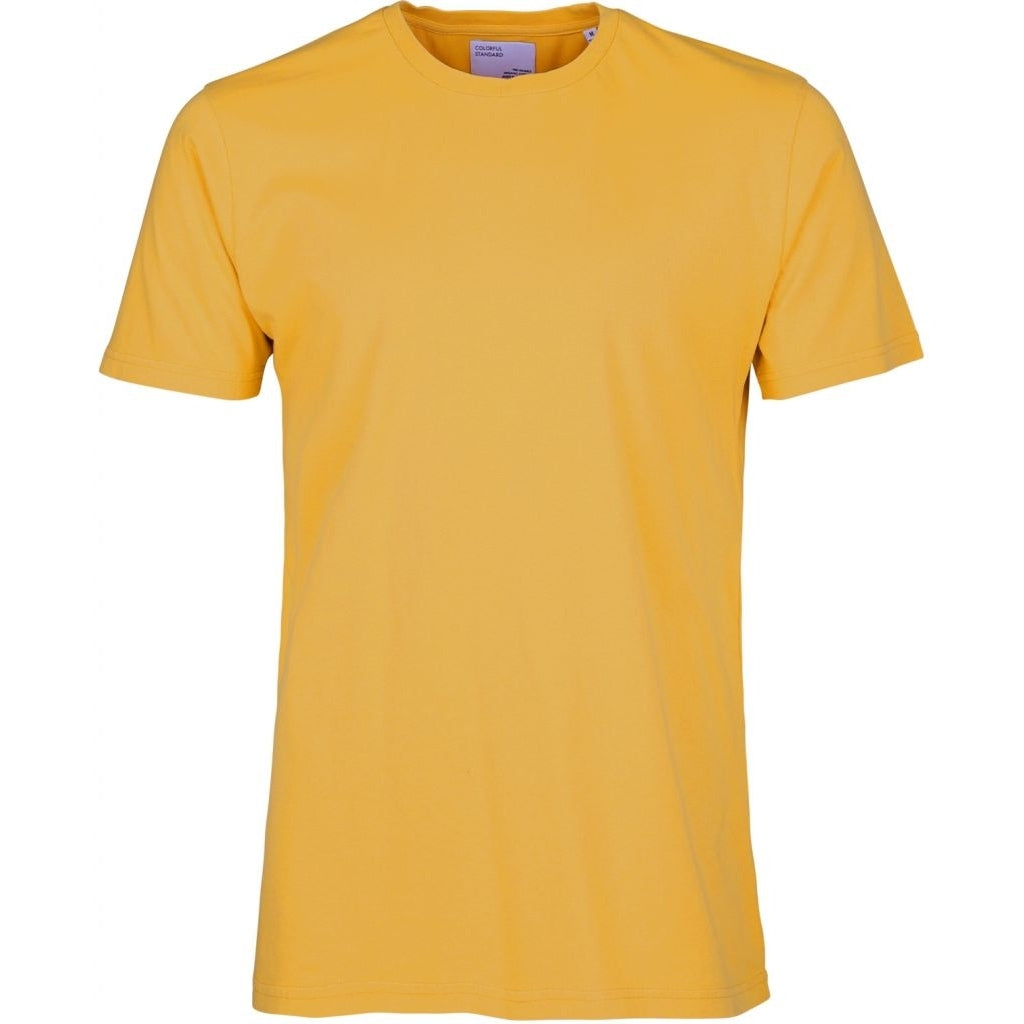 Classic Organic Tee - Burned Yellow - Colorful Standard