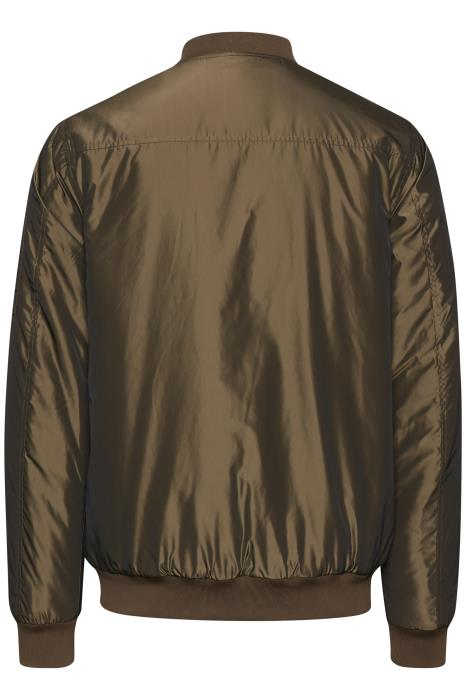 Lyric Bomber Jacket - Army - Solid