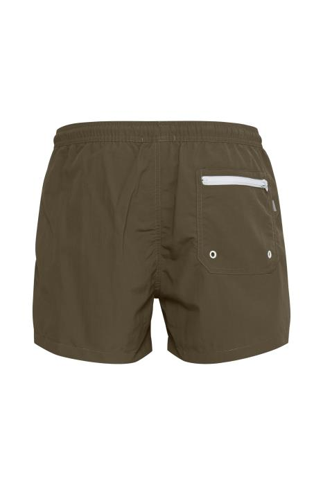 Reg Hart Short - Army - Solid