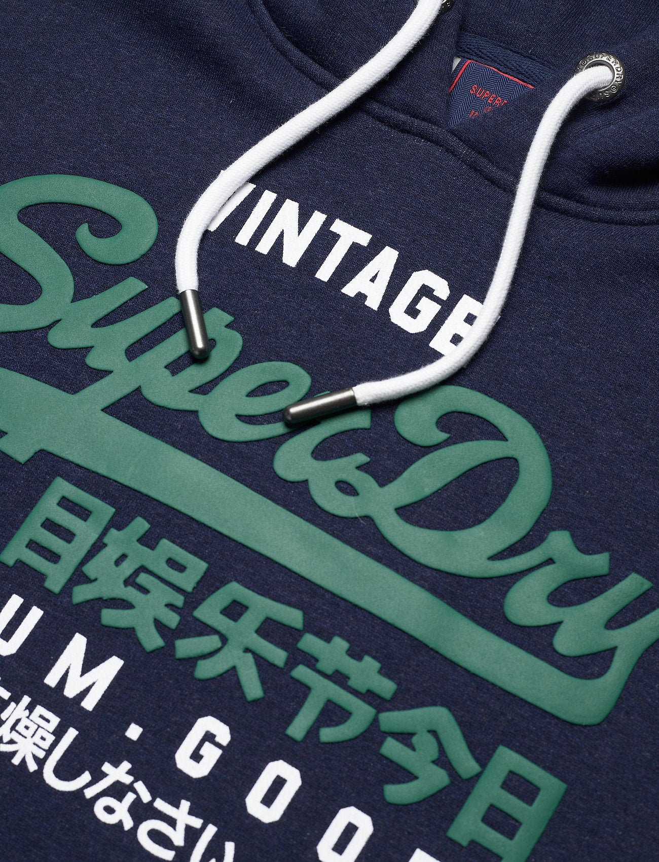 VL NS Hood - Navy - Superdry