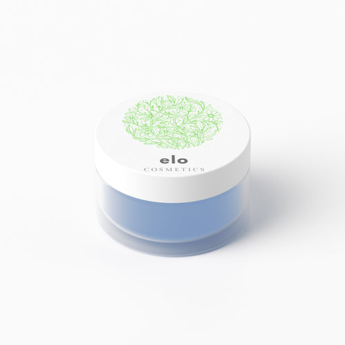 lip-scrub Blue Raspberry - Elo Cosmetics