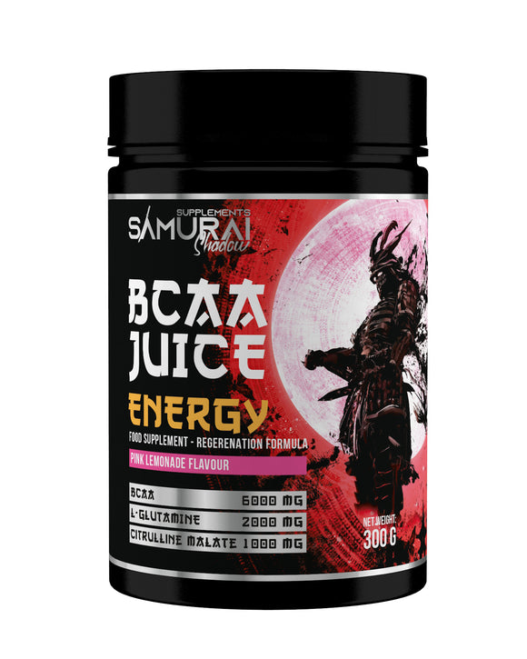 BCAA JUICE ENERGY 300 GR Pink Lemonade