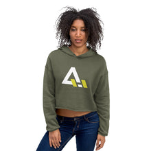 Load image into Gallery viewer, Activ Crop Hoodie