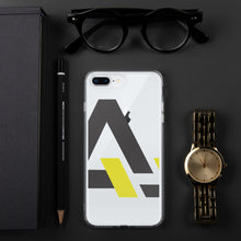 Load image into Gallery viewer, iPhone Case Black Logo