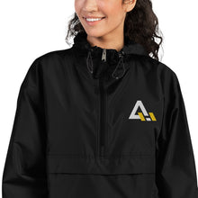 Load image into Gallery viewer, Embroidered Activ Packable Jacket