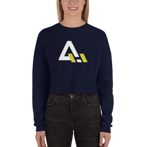 Activ Crop Sweatshirt