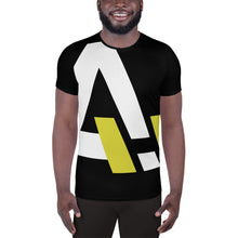 Load image into Gallery viewer, Large Activ Logo Men's Athletic T-shirt