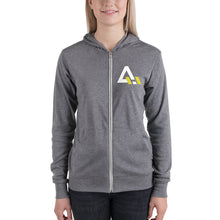 Load image into Gallery viewer, Unisex Activ zip hoodie