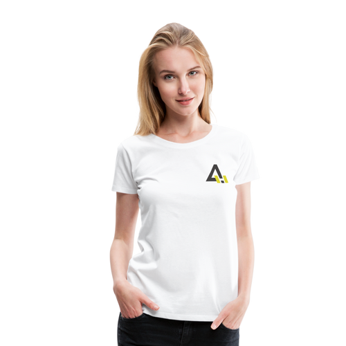 Women's Premium T-Shirt - white