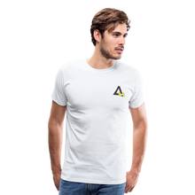 Load image into Gallery viewer, Men's Premium T-Shirt - white