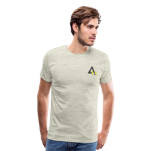 Load image into Gallery viewer, Men's Premium T-Shirt - heather oatmeal